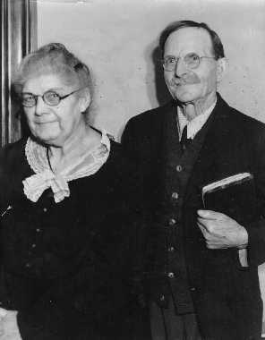 Julia and Fred Duncombe