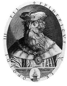 Frederick austria